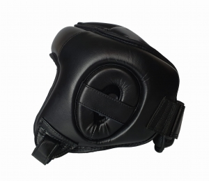 Kask eco BLACK